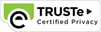 Truste certified privacy