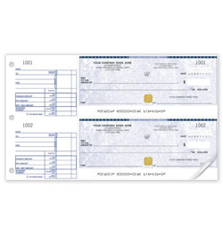 Manual Security Cheque