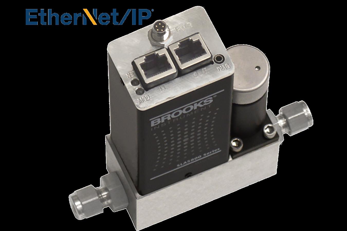 EtherNet/IP SLA5800 Series Mass Flow Controller