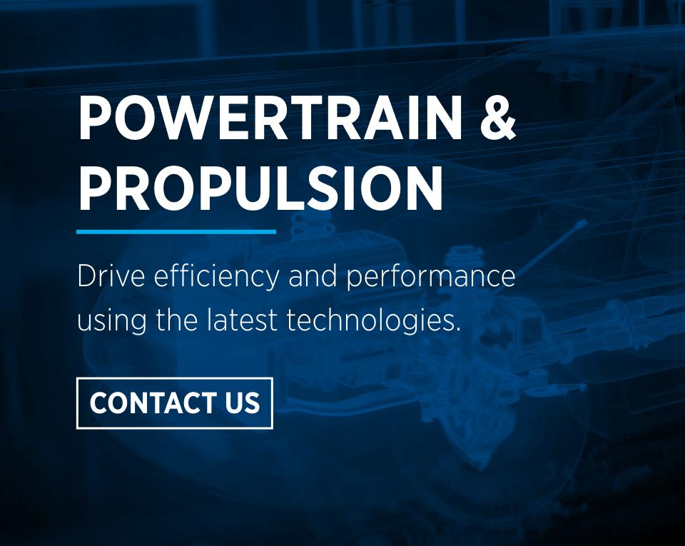 powertrain & propulsion contact
