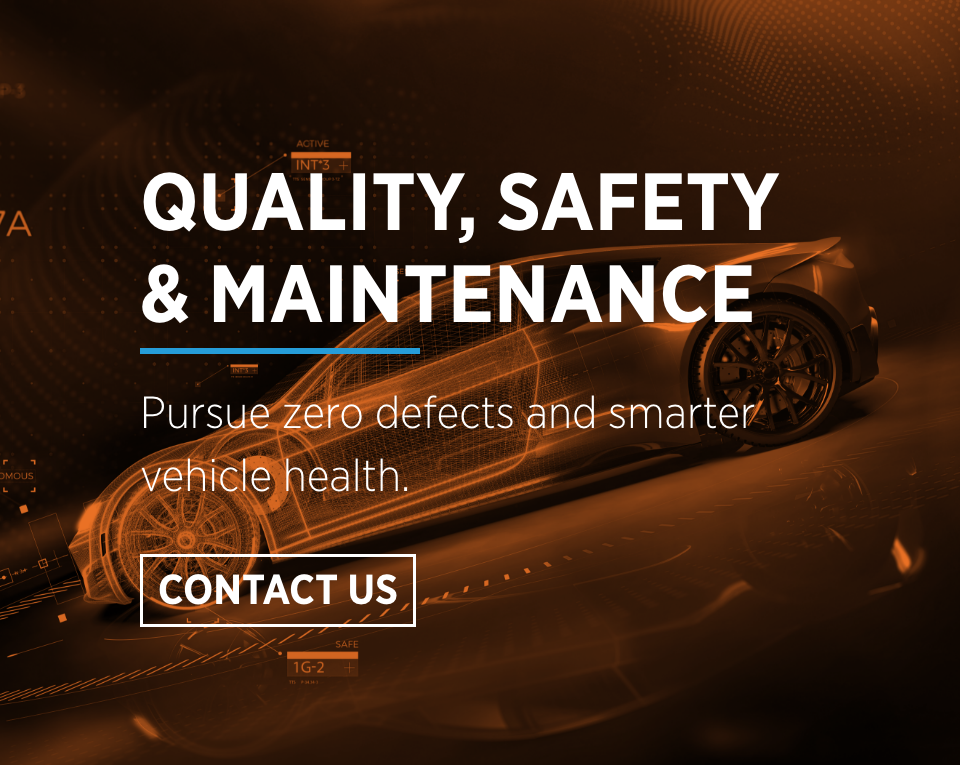 quality safety & maintenance contact