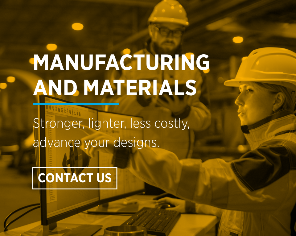 manufacturing and materials contact