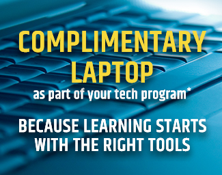 Complimentary Laptop CTA