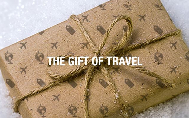 Get The Gift of Travel