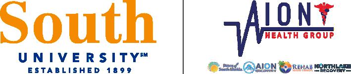 South University - AION Health Group Partnership logo