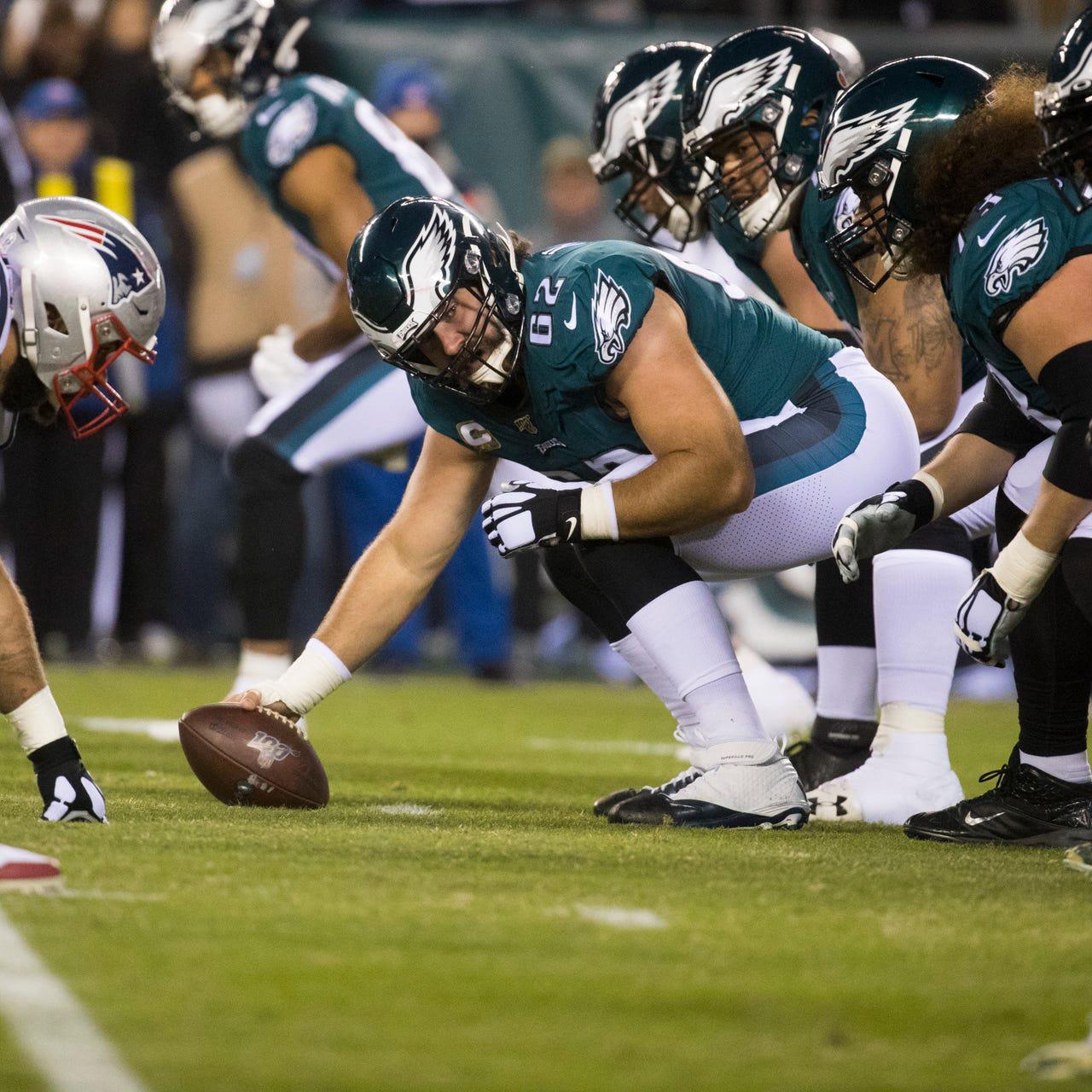 Philadelphia Eagles news and information.